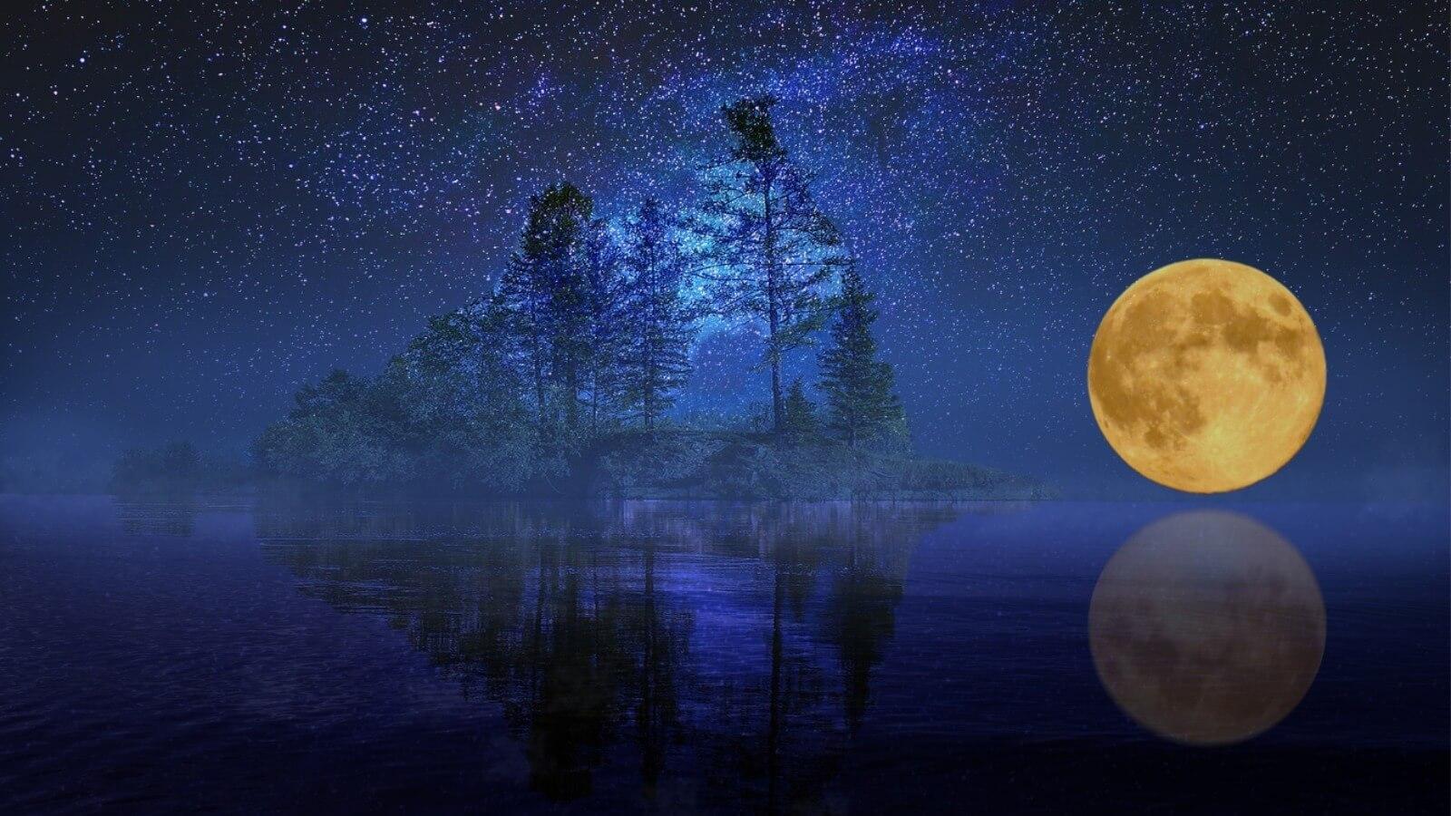 Тайна лунного света: чем грозит земле голубое кровавое суперлуние?