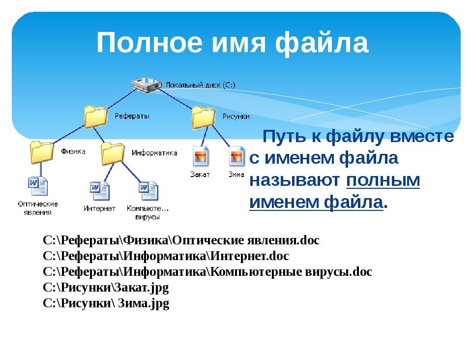 Папка и директория - что это такое в компьютере, определение в информатике, корневая папка, как создать каталог, директория игры