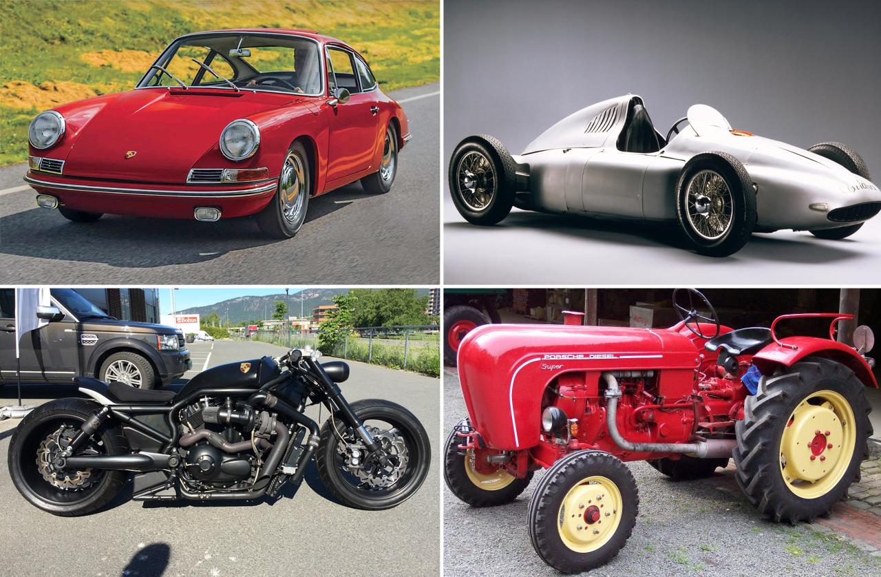 История бренда porsche: от ремонтной мастерской до гигантской корпорации премиальных спорткаров