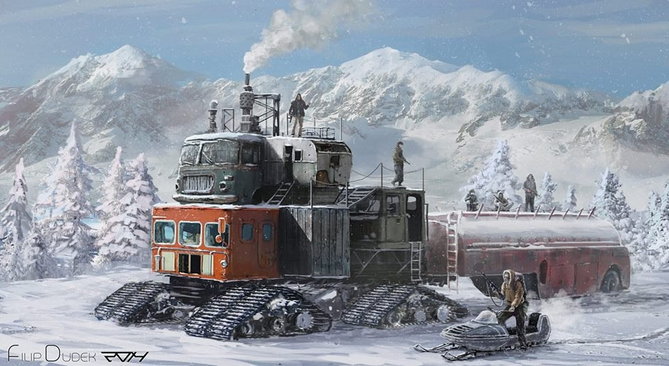 Ядерная зима | апокалипсис вики | fandom