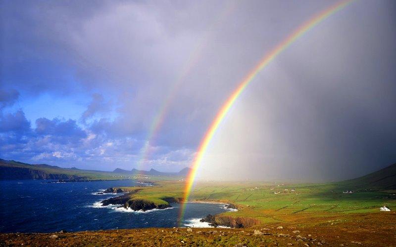 Почему появляется радуга и как дойти до ее конца
