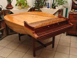 Клавесин — музыкальный инструмент — история, фото, видео   eomi энциклопедия