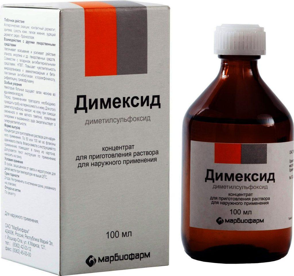 Диметилсульфоксид — википедия