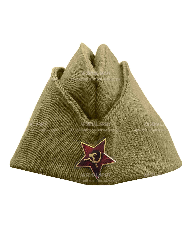 Происхождение пилотки в российской армии