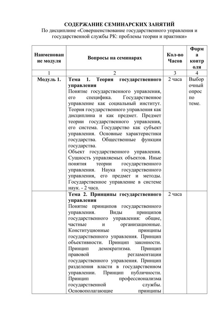 2.5. субъекты управления и управляемые субъекты