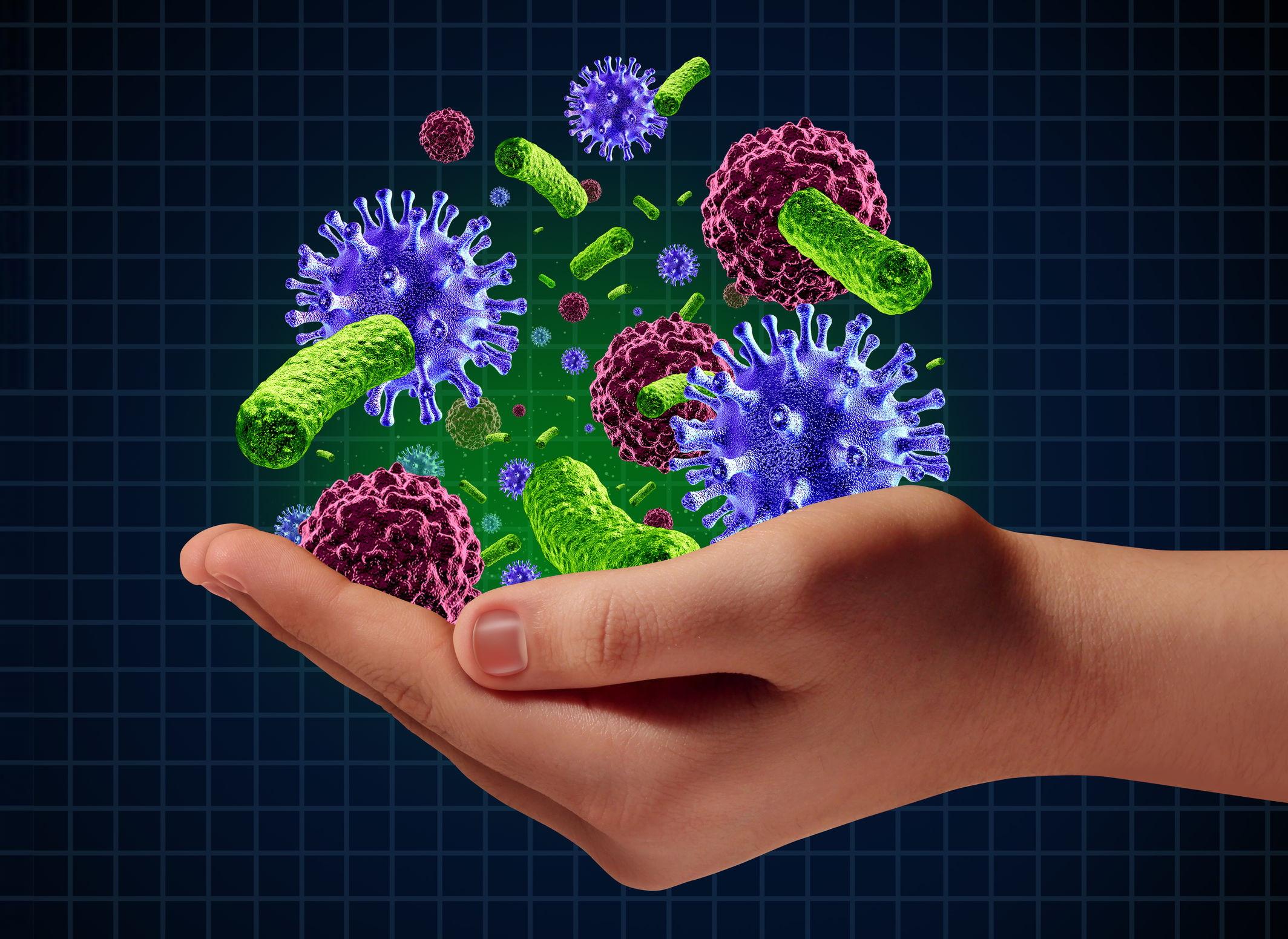 Инфекция — википедия с видео // wiki 2