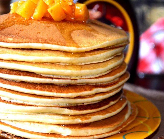 Как приготовить панкейки - рецепты пошагово с фото и видео