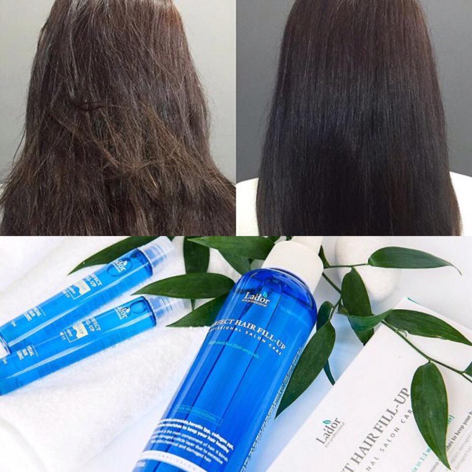 Филлер для волос: что это такое и как его использовать