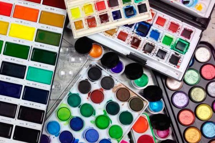 Как выбрать палитру для рисования?