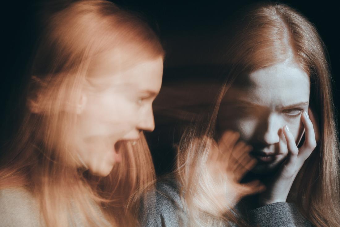 Биполярное расстройство личности: первые симптомы и признаки