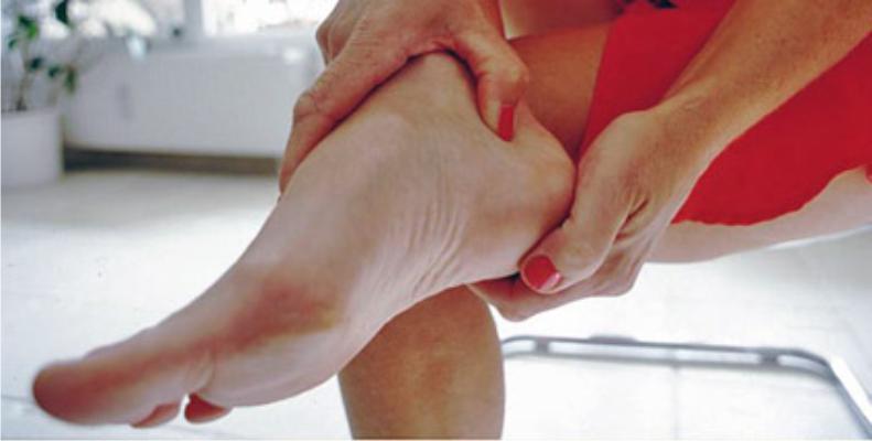 Пяточная шпора - симптомы заболевания и лечение