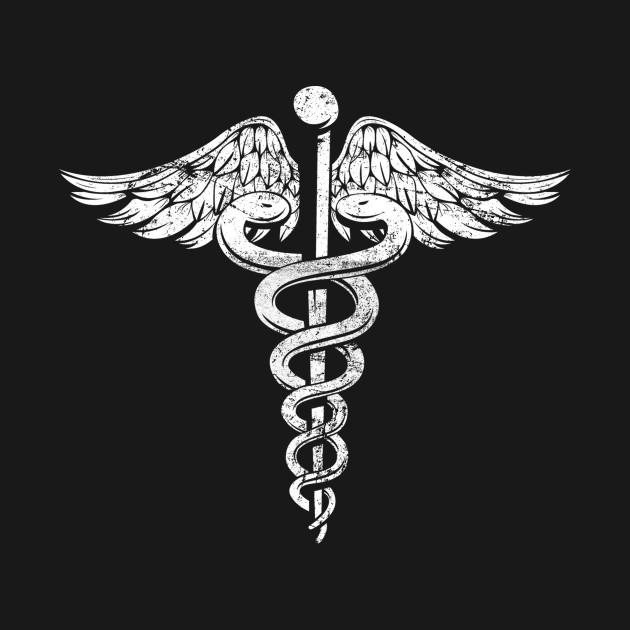9 значений символа кадуцей