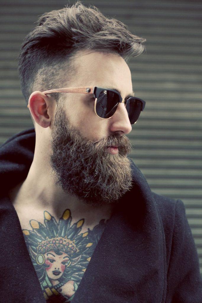 Борода эспаньолка характер мужчины