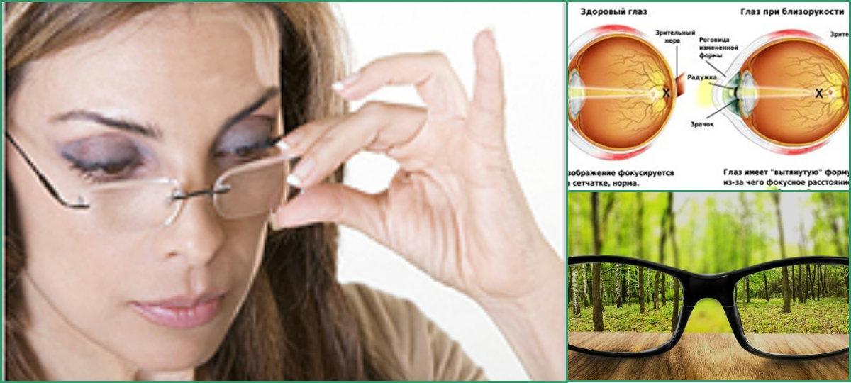 Близорукость и дальнозоркость описание заболеваний, отличия, методы коррекции и профилактики