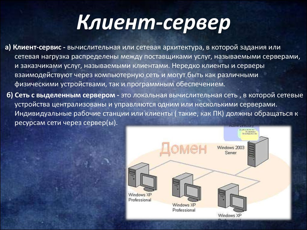 Что такое name-серверы (ns) - ru-center