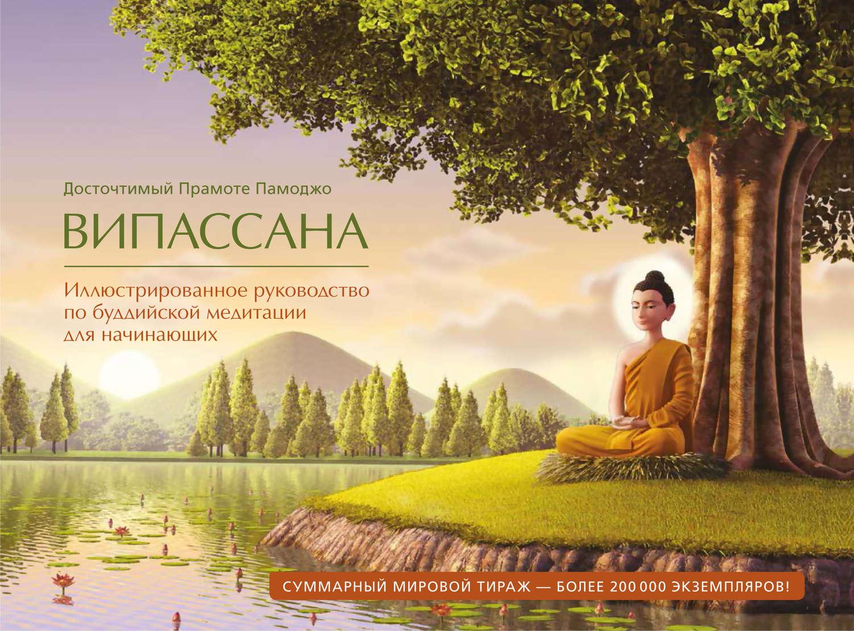 Vipassana meditation: кодекс дисциплины
