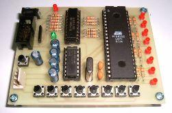Архитектура avr микроконтроллеров, из чего состоит микроконтроллер