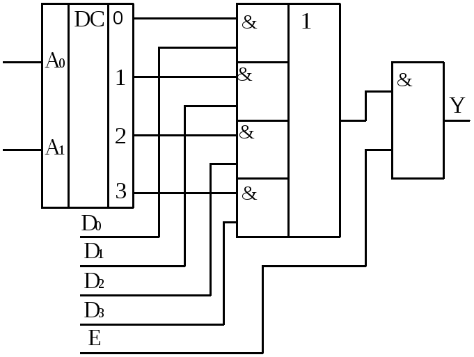 Мультиплексор (электроника) — википедия. что такое мультиплексор (электроника)