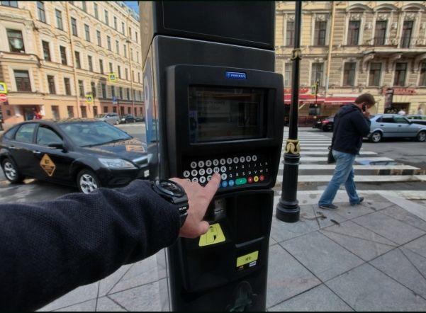 Многоярусный автоматический паркинг