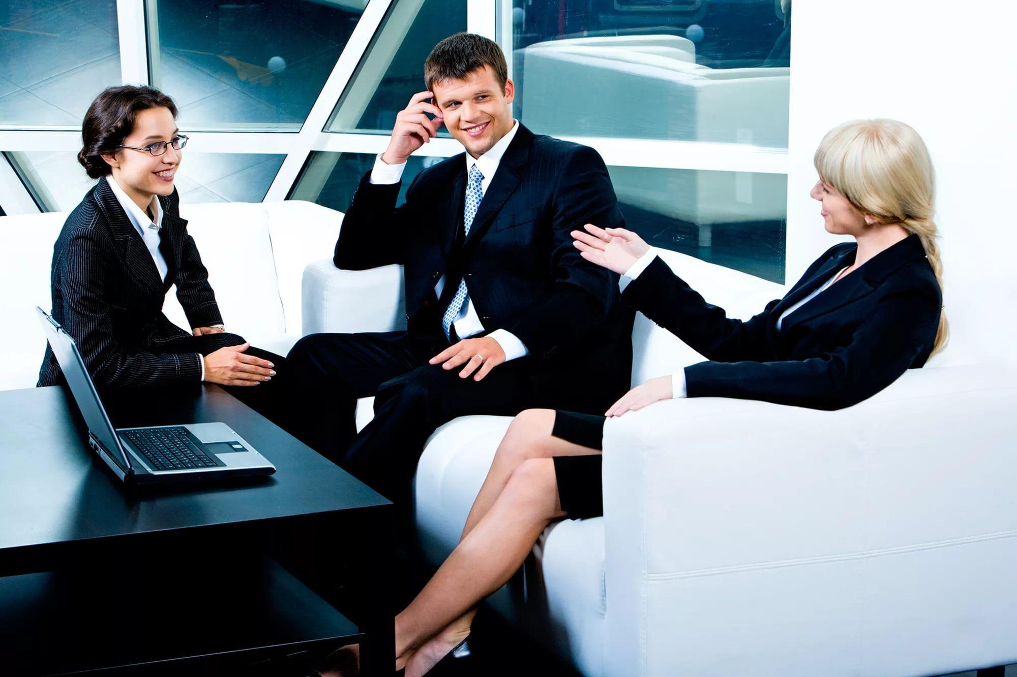 Деловая беседа – это основная форма делового общения. секреты ее успешного проведения