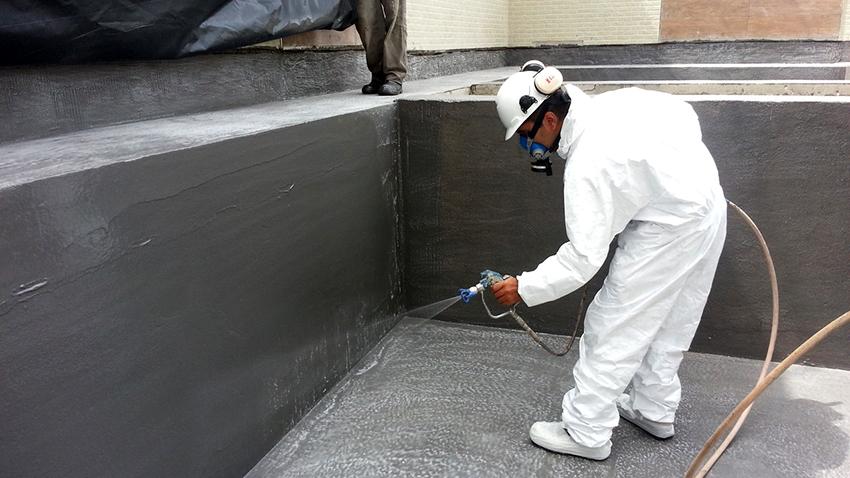 Применение жидкого стекла в строительстве и в быту
