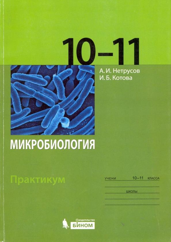 Строение микроорганизмов