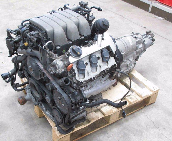 Контрактный двигатель против капремонта - журнал движок.
