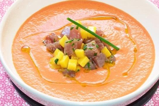 Холодный суп сальморехо: несколько рецептов