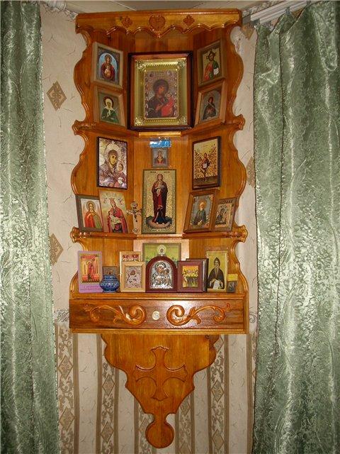 Что такое иконостас в православном храме?