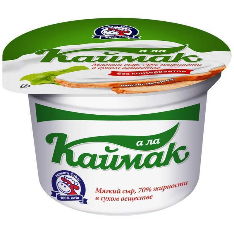 Каймак – состав мягкого сыра, полезные свойства и приготовление на ydoo.info
