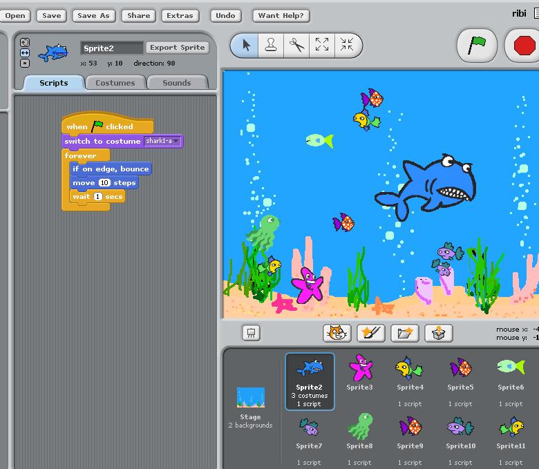 Scratch — язык программирования для детей - apptractor
