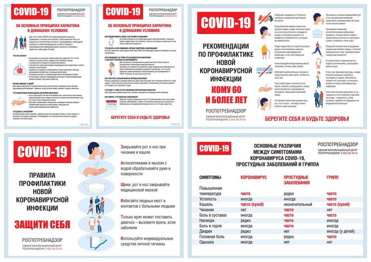 Коронавирус без симптомов — течение болезни