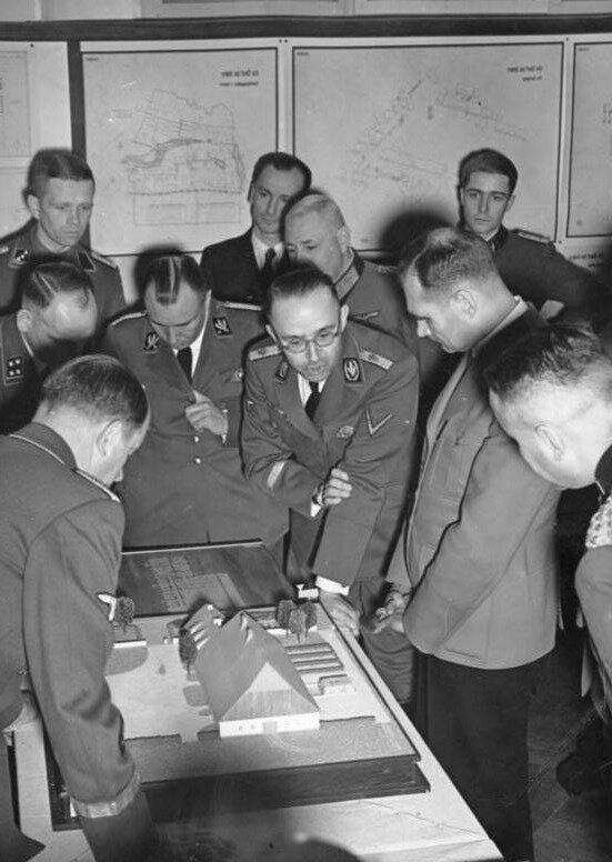 Кратко немецкий генеральный план ост