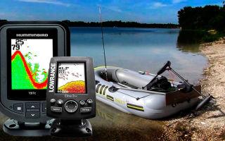 Рыбалка с эхолотом с лодки: особенности, секреты и рекомендации