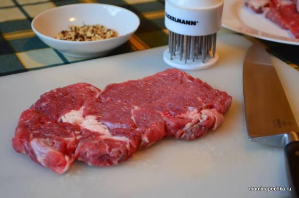 Что приготовить из тазобедренной части говядины: запекание, тушение, маринады