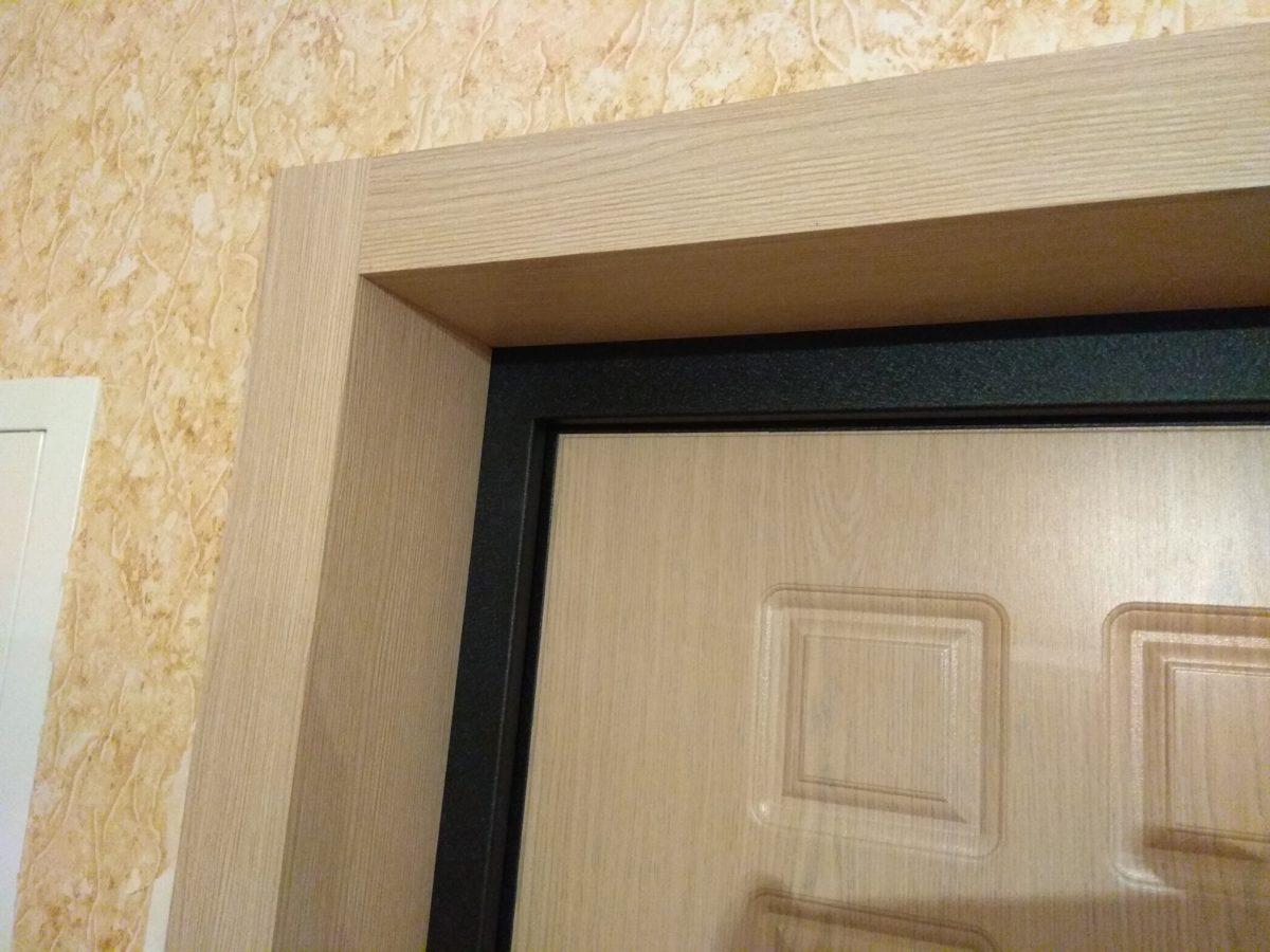 Виды доборов в дверные коробки межкомнатных дверей и правила монтажа