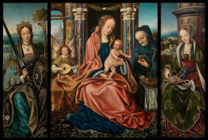Триптих: что это в живописи? :: syl.ru