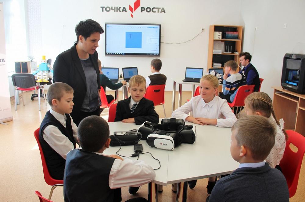 Как открыть центр точка роста в школе в рамках национального проекта образование | статьи | логия - комплексное оснащение школ
