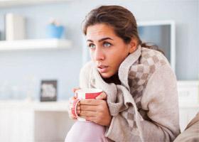 Озноб без температуры: причины у женщин, детей, мужчин