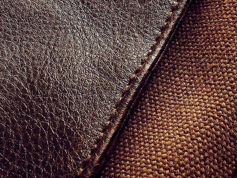 Экокожа для мебели, плюсы и минусы, из чего изготавливается материал