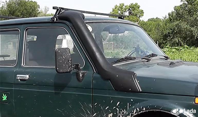 Шноркель: что это такое и для чего нужен в автомобиле - как сделать своими руками и установить на ниву и уаз + видео » автоноватор