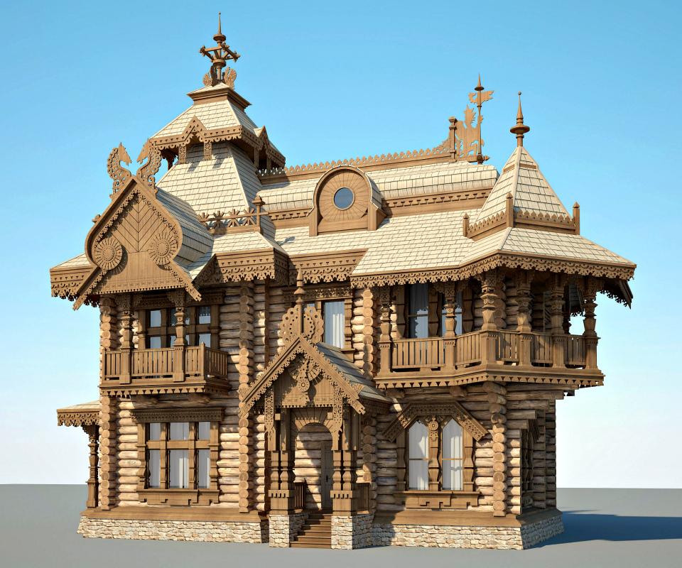 Зодчество - это искусство создавать сооружения