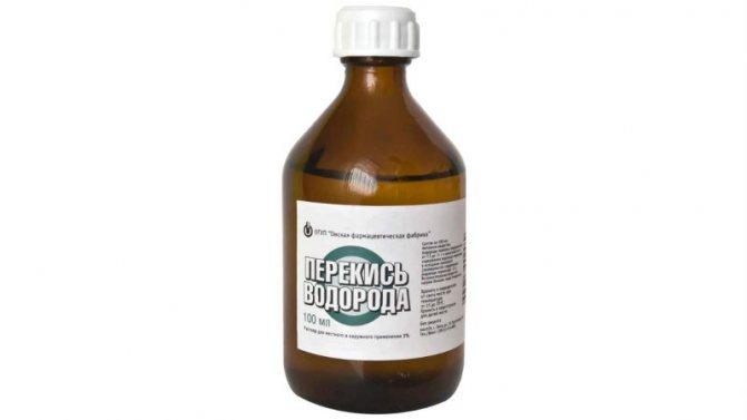 Перекись водорода: польза и вред, лечение по неумывакину, прием внутрь