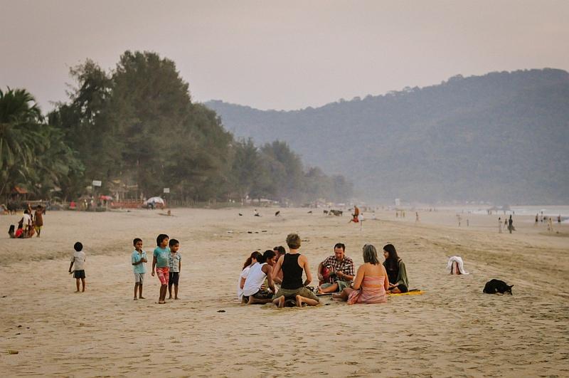 Индия - отдых, погода, отзывы туристов, фотографии | restbee.ru