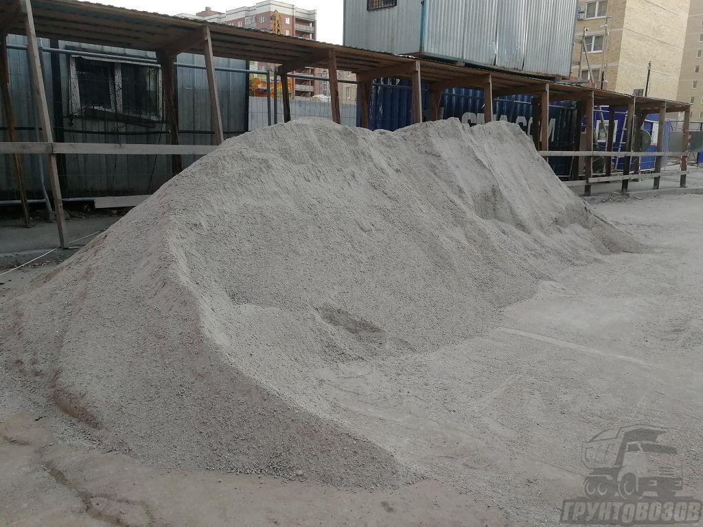 Сфера применения бетонного отсева