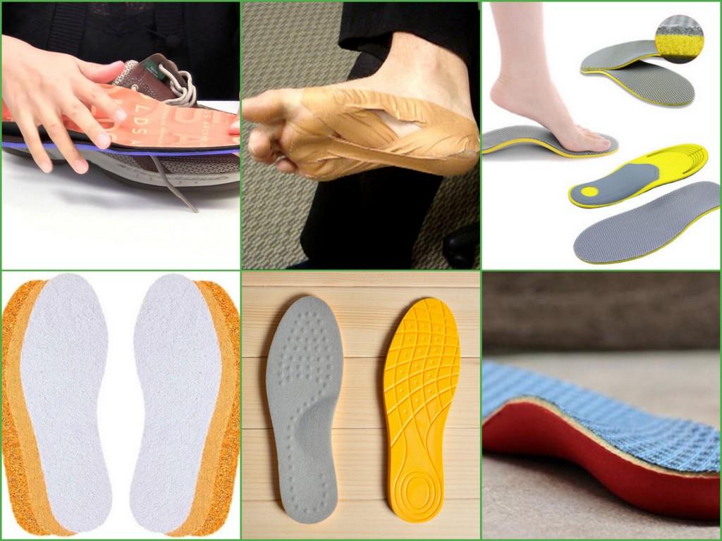 Ортопедические стельки с супинатором: изучаем особенности