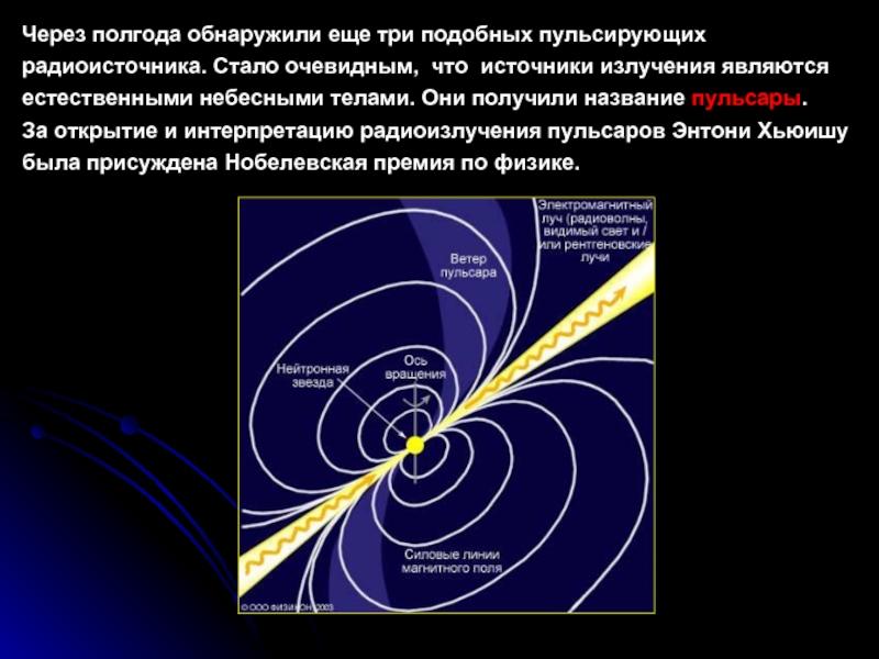 Что такое пульсар: определение, особенности и различные факты