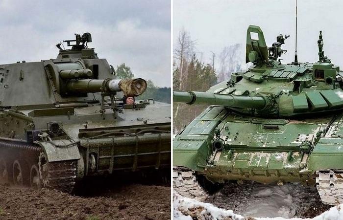 Самоходная артиллерийская установка — википедия