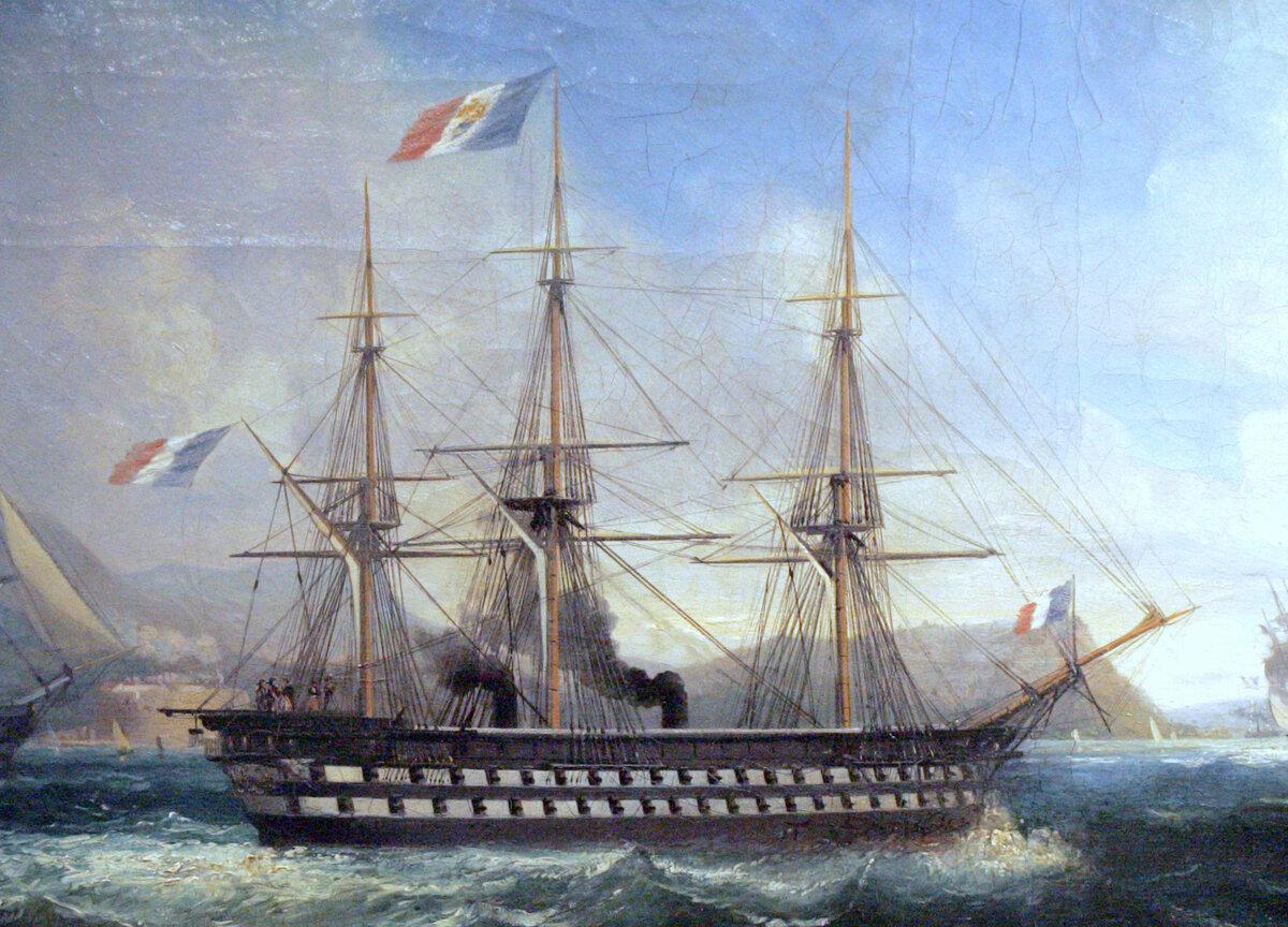 Дредноут – эволюция от линейного корабля до линкора